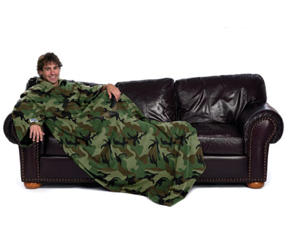 The slanket - camouflage