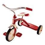 Classic Red Tricycle 10