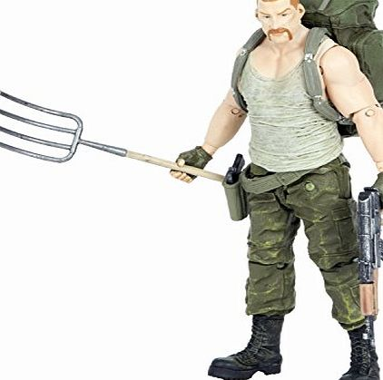 The Walking Dead Walking Dead Comic Collectable Toy - Series 4 Abraham Ford Action Figure