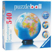 The World 540Pc Puzzleball product image