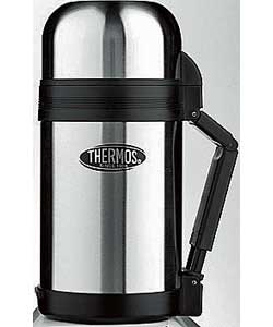 thermos 1 2 litre multipurpose flask review compare prices buy online. Black Bedroom Furniture Sets. Home Design Ideas