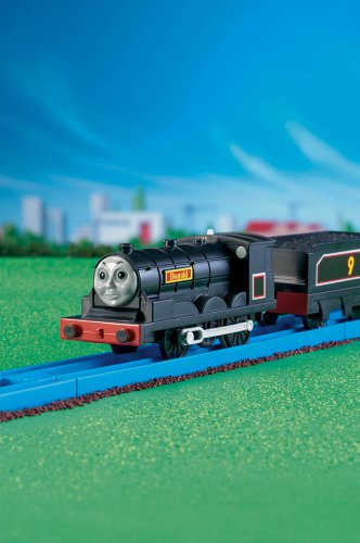 Thomas the Tank Engine Motor Road & Rail: Donald- Tomy product image