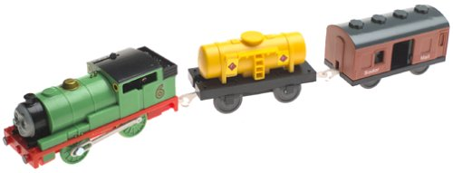 Thomas the Tank Engine Motor Road & Rail: Percy- Tomy product image