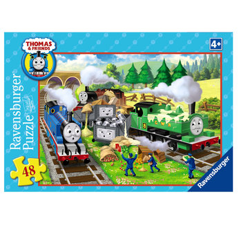 Thomas the Tank Engine Ravensburger Thomas 48 Piece Puzzle
