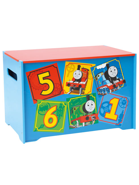 Thomas The Tank Engine Desk And Chair