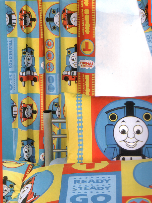 Thomas The Tank Engine Curtains And Blinds