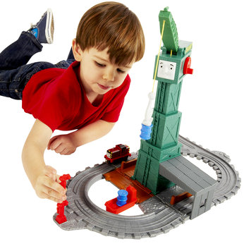 Thomas the tank engine take and play load and go playset