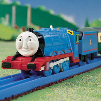 Thomas the Tank Engine Trackmaster Thomas - Gordon Engine