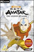 THQ Avatar The Legend of Aang PC