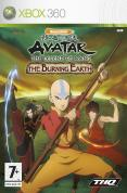 THQ Avatar The Legend Of Aang The Burning Earth Xbox 360