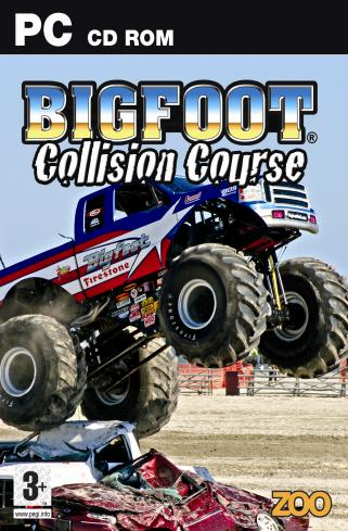 THQ Big Foot Collision Course PC