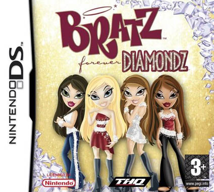 Bratz : Forever Diamondz DS