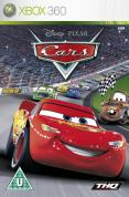 THQ Cars The Movie Xbox 360