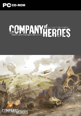 THQ Company of Heroes PC