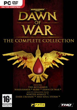 THQ Dawn Of War Complete Collection PC