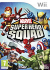 THQ Marvel Super Hero Squad Wii
