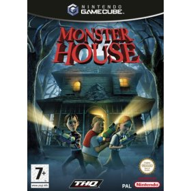 Monster House (GameCube) - CLICK FOR MORE INFORMATION