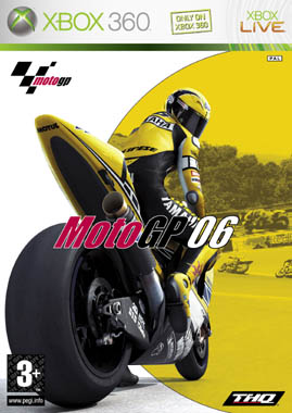 THQ MotoGP 06 Ultimate Racing Technology Xbox 360