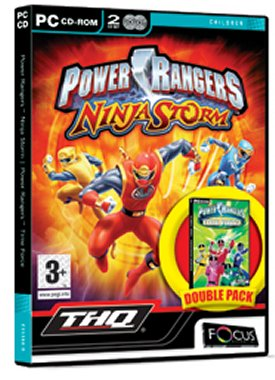 THQ Power Rangers Double Pack PC
