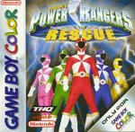 Power Rangers: Light Speed Rescue - Gameboy Colour Games - CLICK FOR MORE INFORMATION