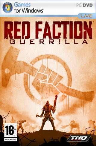 THQ Red Faction Guerilla PC