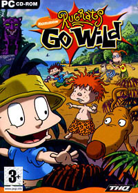 THQ Rugrats Go Wild PC