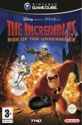 The Incredibles Rise Of The Underminer GC