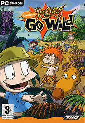 THQ The Rugrats Meet The Wild Thornberries PC