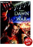 THQ Warhammer 40-000 Dawn of War PC