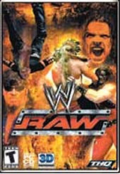 THQ WWE Raw PC
