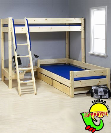 shaped bunk bed plans for more awesome bunk bed ideas take a look