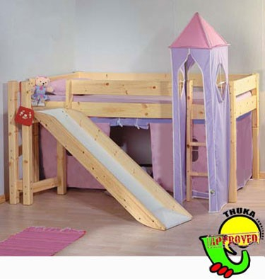 Bunk Bed Tent Top http://www.comparestoreprices.co.uk/bunk-beds/thuka-bunk-bed-&-tent.asp