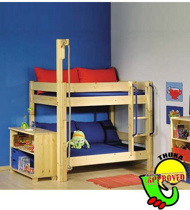 Small Crib Size Toddler Bunk Bed Plans