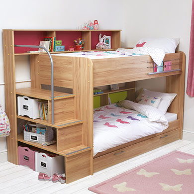 Thuka bunk beds for Storage beds uk