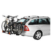 RideOn 3 Bike Towball Mounted Bike Carrier
