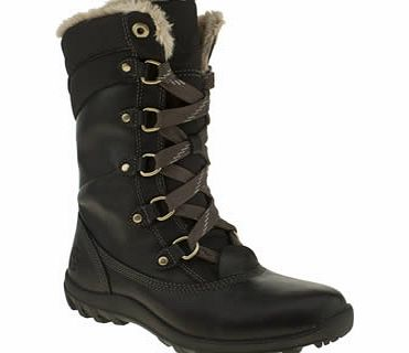 Timberland Black Mount Hope Boots