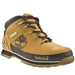 Male Eurosprint Tree Nubuck Upper Casual Boots in Natural