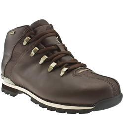 Male Splitrock Leather Upper ?40 plus in Brown