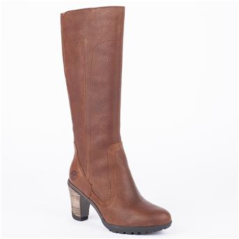 Stratham Tall Knee Length Boots