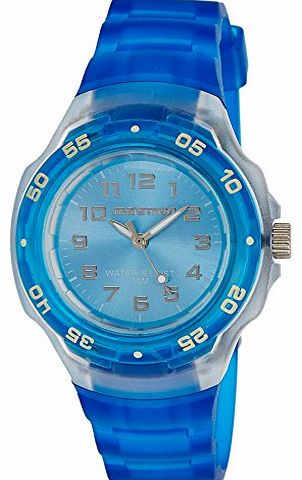 Timex Sport & Outdoor Timex Sport Marathon Jelly Blue Dial Blue Resin Strap Watch - T5K3654E product image