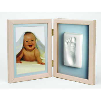 Tiny Hands and Feet Home Imprint Kit with Display Frame product image