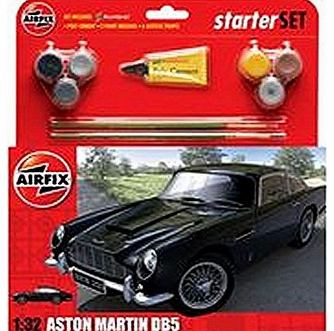 AIRFIX KIT ASTON MARTIN DB5 Weight (kg): 0.175 Country of Origin: IN India