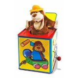Animal Jack-in-the-Box - CLICK FOR MORE INFORMATION