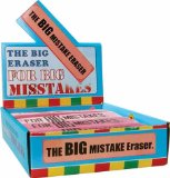 Big Mistake Eraser - CLICK FOR MORE INFORMATION