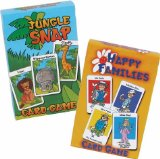 Childrens Card Games (various designs) - CLICK FOR MORE INFORMATION