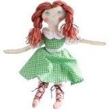 Stitch It Rag Doll Molly Kit