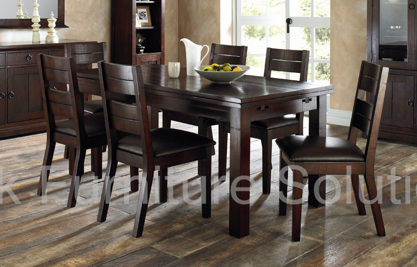 Toledo dining tables and chairs