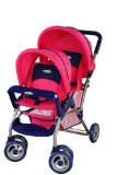 Tolly Tots Graco Duoglider Dolls Twin Stroller Hot Pink ...