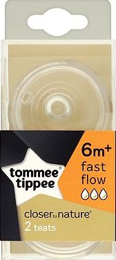 Tommee Tippee, 2041[^]10071168 Closer to Nature Easi-vent Fast