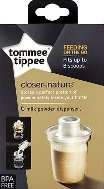 Tommee Tippee, 2041[^]10071173 Closer to Nature Milk Powder